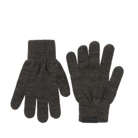 Trussardi Jeans 57Y00001 kit grey scarf beanie and gloves