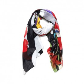 Desigual 20WAWA18 multicolor foulard