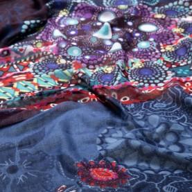 Desigual 20WAWA88 multicolor foulard