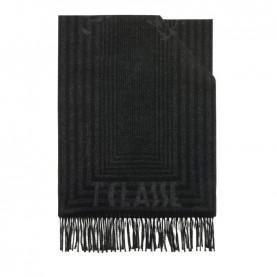 Alviero Martini S099/AM47 grey lines scarf