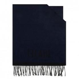 Alviero Martini S004/8545 blue logo scarf