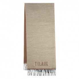 Alviero Martini S004/8545 beige logo scarf