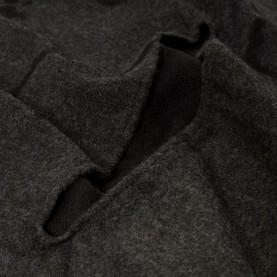 Alviero Martini S002/PUNT geo grey big scarf