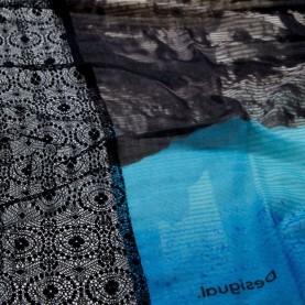 Desigual 20WAWA23 multicolor foulard