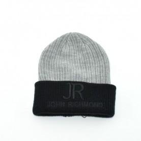 John Richmond 7914H grey melange beanie