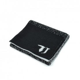 Trussardi Jeans 57Z00133 black and grey scarf