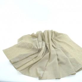 Calvin Klein Logo 3 K50K502254 logo scarf taupe