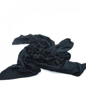 Calvin Klein Tina K60K603961 logo scarf black