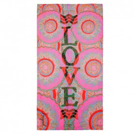 Desigual 19SAWF03 printed foulard