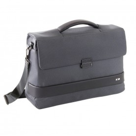 Nava EP002DG Easy plus dark grey Working Bag Two Compartments With Handle And Strap
