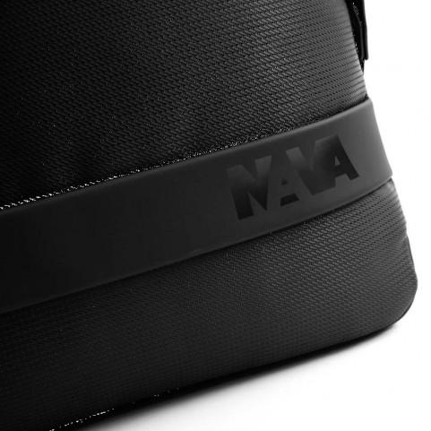 Nava ED019NN Easy advance black slim briefcase