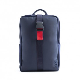 Nava FT070BR Flat blue and red backpack