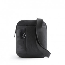Nava CO013NGR Cross black/grey shoulder bag