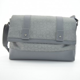 Calvin Klein 347 messenger grey