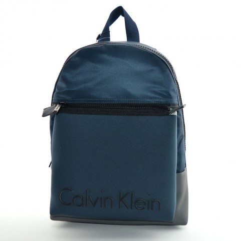 Calvin Klein K50K503183 Alec blue backpack