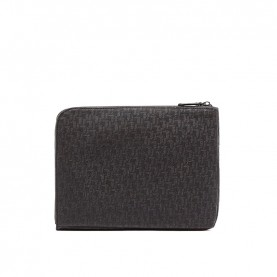 Trussardi Jeans 71B00081 Bocconi black pouch bag