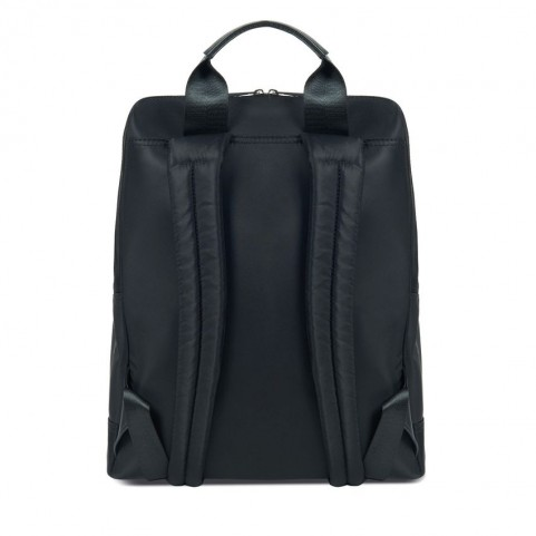 Trussardi Jeans 71B00166 Business city black backpack