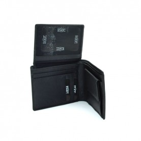Cult 9889 black wallet