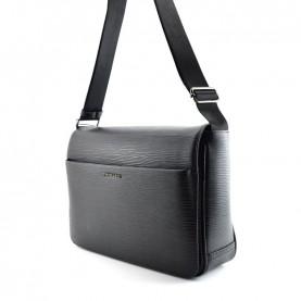 Trussardi Jeans 71B00213 Cortina black messenger