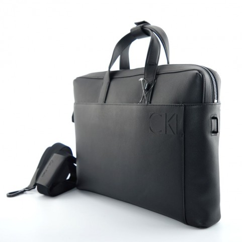Calvin Klein Hi-Profile K50K503443 black laptop bag
