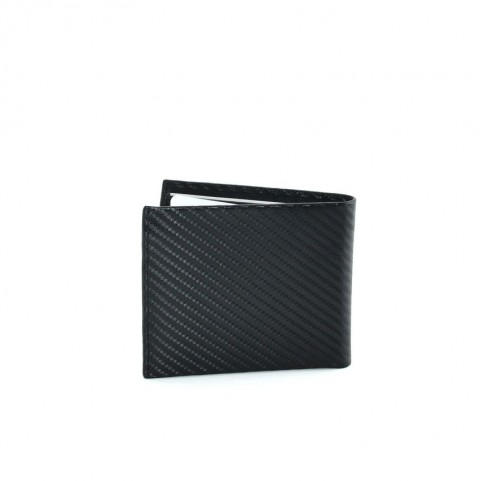 Momo Design MD500 04A carbon black wallet