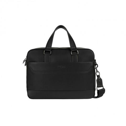 Trussardi Jeans 71B00113 Business affair black briefcase