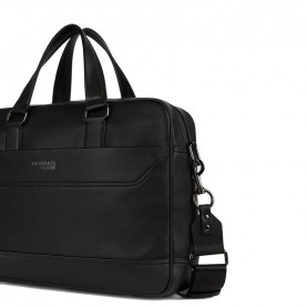 Trussardi Jeans 71B00113 Business affair black briefcase