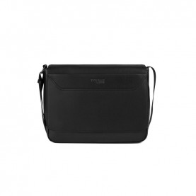 Trussardi Jeans 71B00114 Business affair black messenger