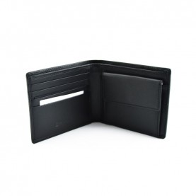 Blauer BLPU00937M small black wallet