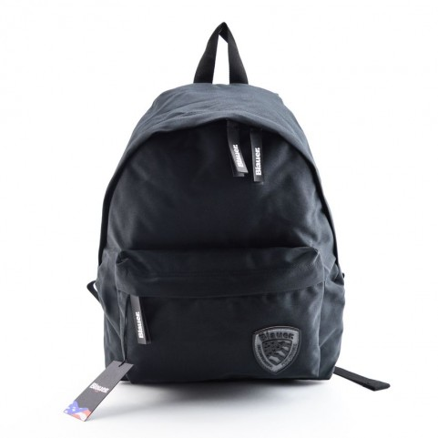Blauer BLZA00670T black small backpack