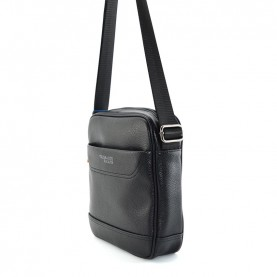 Trussardi Jeans 71B00115 Business reporter bag black