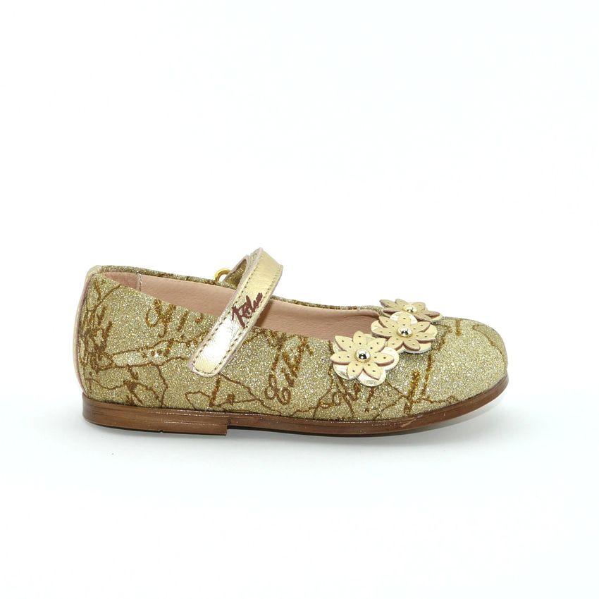 separation shoes 07d38 69922 Alviero Martini N2436 ballerina bimba geo glitter platino