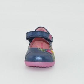 Agatha Ruiz de la Prada 151900 baby flat shoes blue