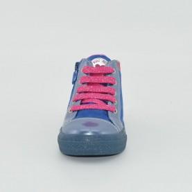 Agatha Ruiz de la Prada 151924 sneakers girl sneakers azure