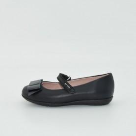 Garvalin 151600 girl ballet flat black