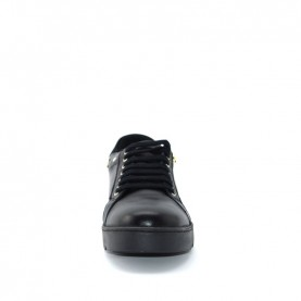 Holala HS0035L black leather sneakers
