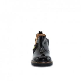 Alviero Martini N0437 girl black ankle boots