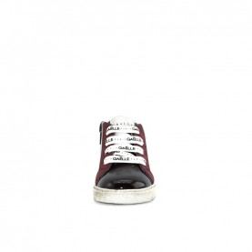 Gaelle G-100 bordeaux sneakers