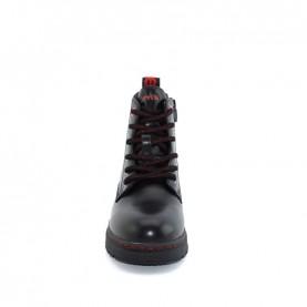 Levi's Clover lace ups ankle boots black