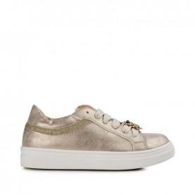 Morelli 50329 platinum sneakers