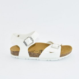Goldstar 1846V girl white anatomical sandals
