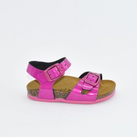 Goldstar 8846 girl purple anatomical sandals