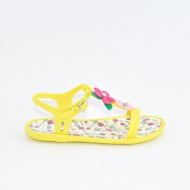Igor S10195 girl yellow sandals