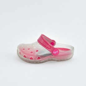 Igor S10116 girl fucsia sandals