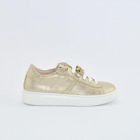 Morelli 50735 platinum sneakers