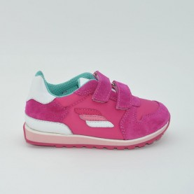 Balducci b feel fuxia girl sneakers