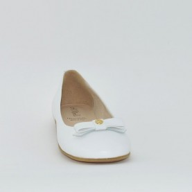 Morelli B53750 flat shoes white