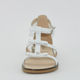 Morelli C54002A girl sandals white