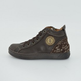 Alviero Martini MMB5305 boy sneakers brown