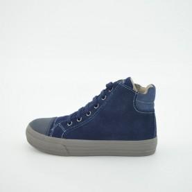 Garvalin 151430 baby boy sneakers blu